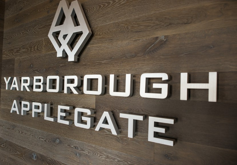 yarborough applegate sign
