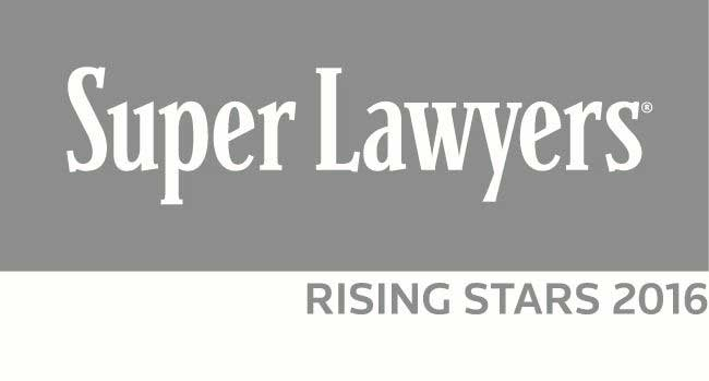 Super Lawyers Rising Stars 2016