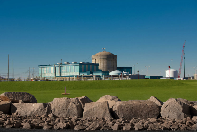 VC Summer Nuclear Plant